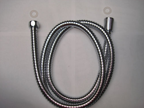 Flexible Stainless Steel Metal Shower Hose - 1.5m.