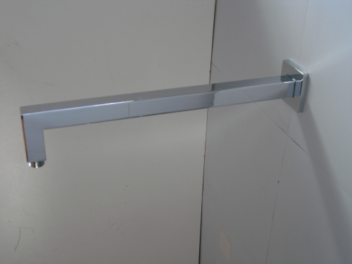 Wall Mounted Shower Arm - Square
