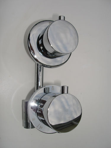 CONCEALED 1 WAY SINGLE FUNCTION THERMOSTATIC MIXER SHOWER VALVE