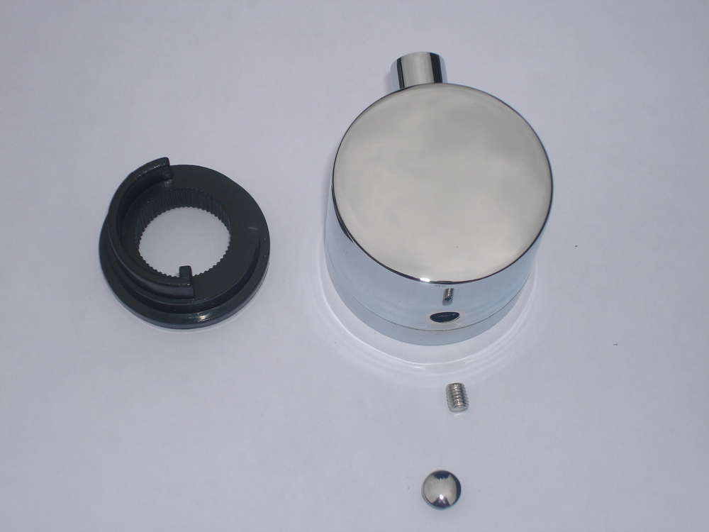 Thermostatic Control Handle for All Metal Concealed Shower Valves ...