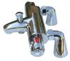 DECK MOUNTED THERMOSTATIC BATH SHOWER MIXER TAPS, 1/4 TURN (MPN TMC-101 Mixer)