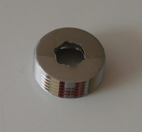 Chrome Adaptor Bush