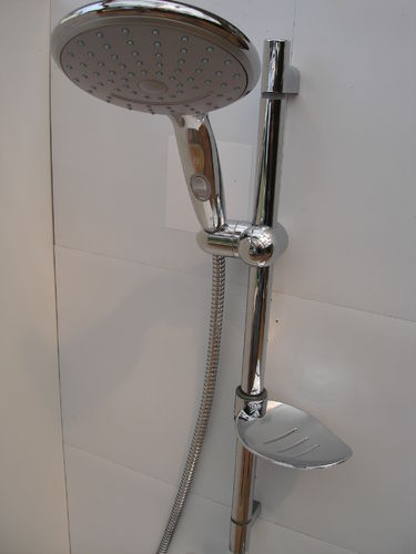 LARGE SHOWER ATTACHMENTS COMBO SET